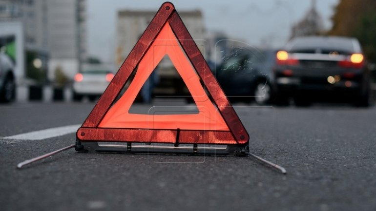 Man hit by car exiting commercial center ACCIDENT in Chisinau