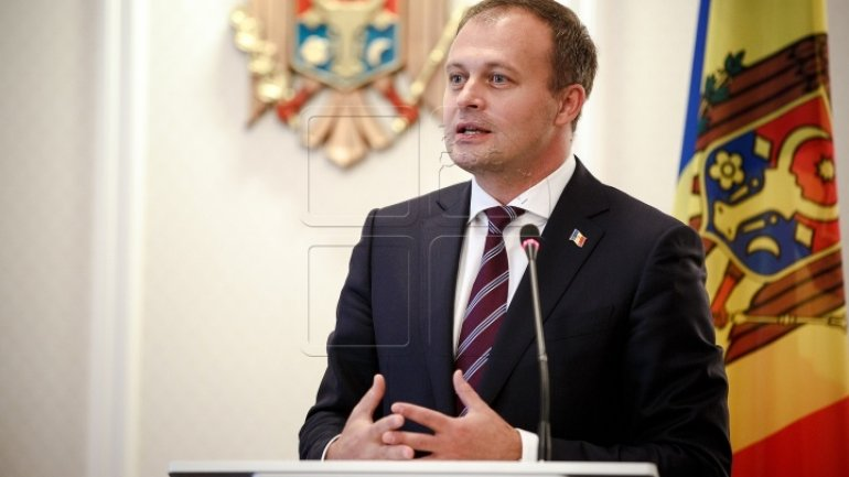 Moldova wants to be respected and to have good relationship with Russian Federation