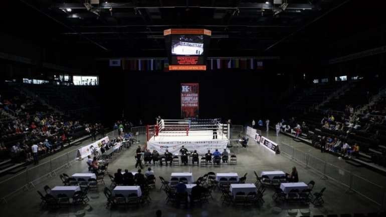 Evolution of Moldovan fighters at European Championships among amateurs