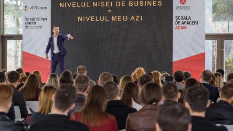Training on successful business development organized by AOAM