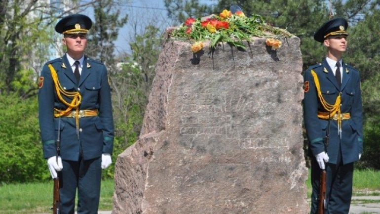 Moldova marks Chernobyl victims