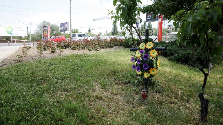 Over 3,000 funerary crosses REMOVED from highways