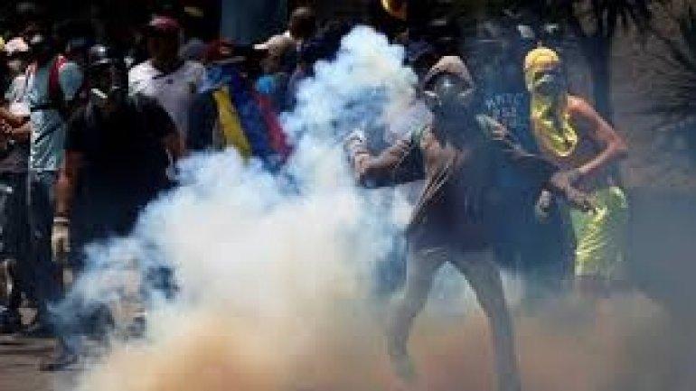 Venezuela crisis: Three killed at anti-government protests
