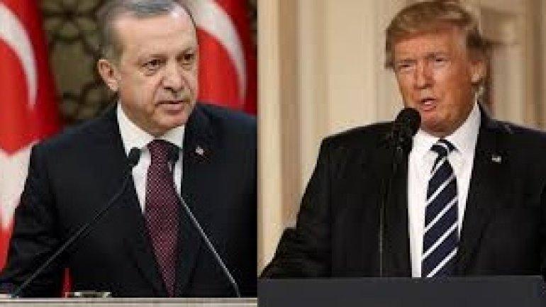 Turkey referendum: Trump congratulates Erdogan