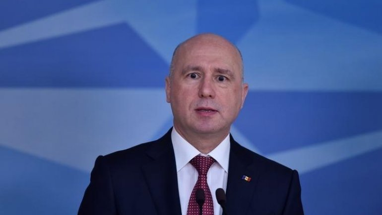 PM Pavel Filip: Road towards European Union is a PRIORITY