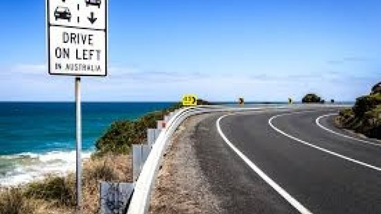 Boy aged 12 drives he himself 1,300km across Australia