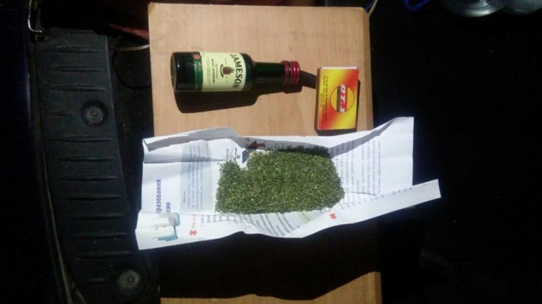 Drugged drivers, detained by INP. Things discovered in their cars (PHOTO)