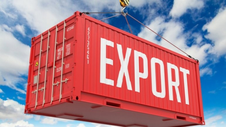 Moldova's exports skyrocketed by quarter year over year