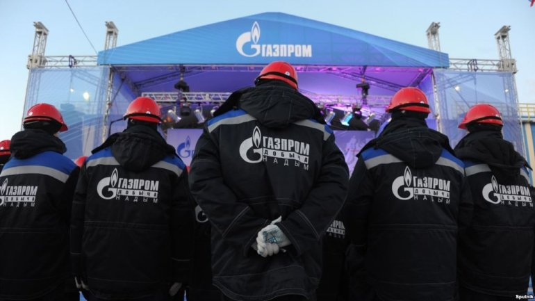 Gazprom reports surge in exports in Q1