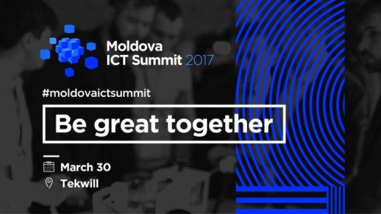 ICT SUMMIT 2017: IT-technologies level in Moldova reaches average European level