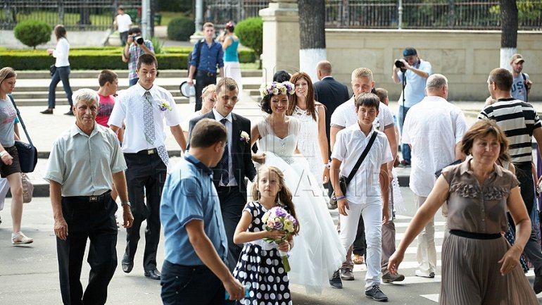 Number of optimists in Moldova, on the rise