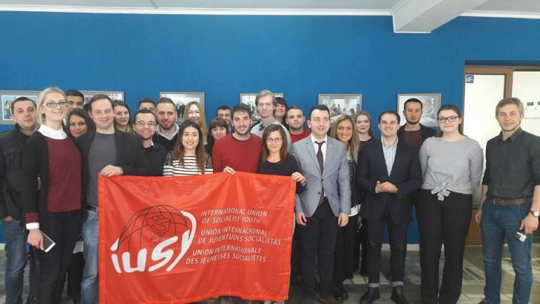 Youth Organization of Democratic Party of Moldova hosts IUSY International Forum