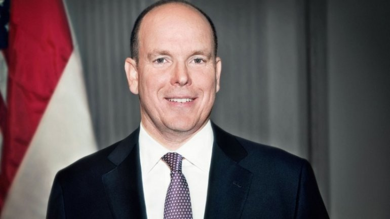 Prince Albert of Monaco comes to Moldova, in company of business people