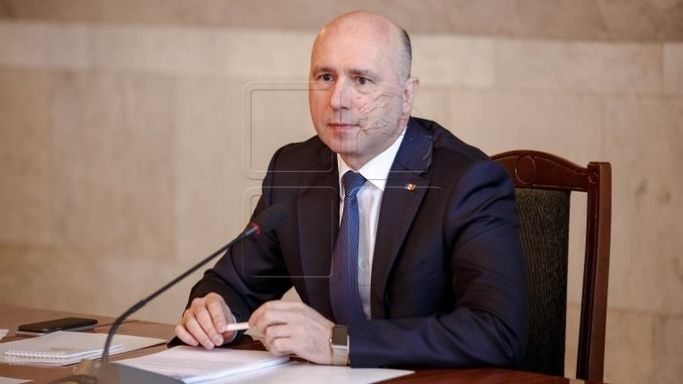 Pavel Filip: Moldova to continue its path towards European Union despite all obstacles