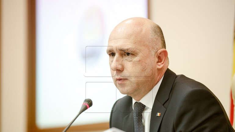 Pavel Filip: Dodon to inform partners that the memorandum with Eurasian Union has NO VALUE