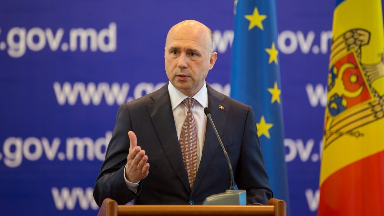 PM Pavel Filip: I am ready to change my salary as Prime Minister to that of a union leader
