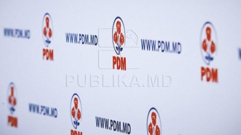 "Mr.Dodon's proposal criticized by PDM: ""It's political trick"""