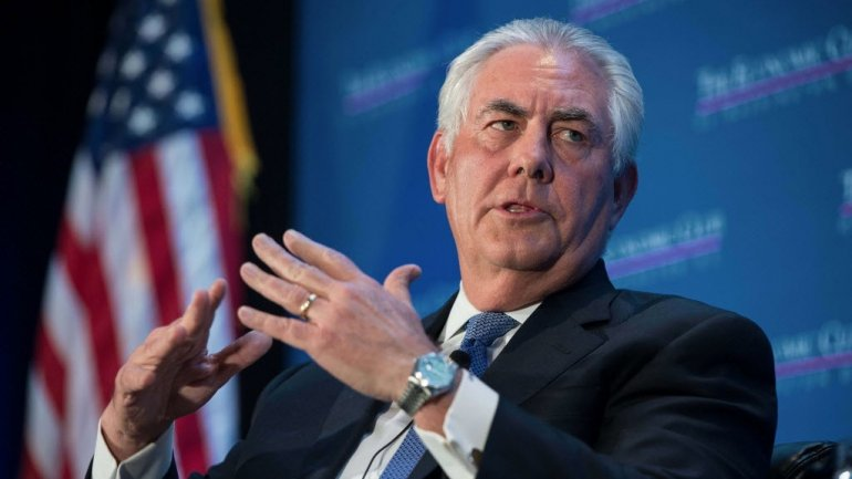 U.S. Secretary of State hints Russian indolence conduced to gas attack in Syria