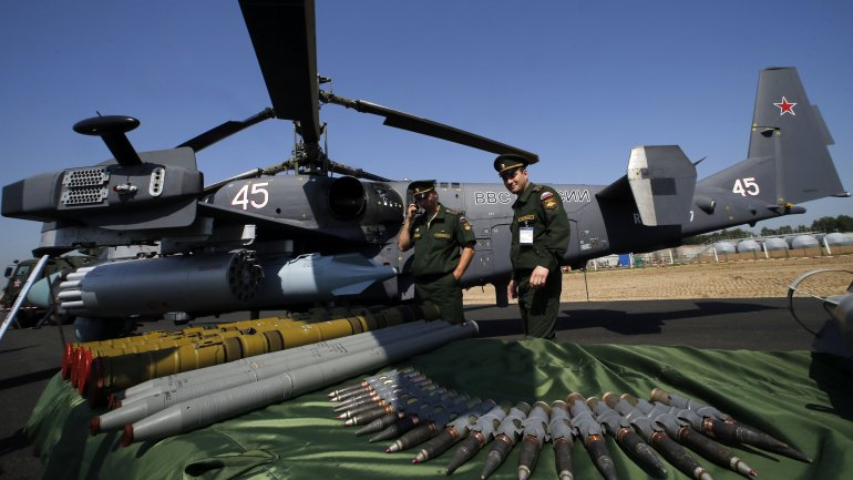 Russia increased its defense budget, as economic crisis was over