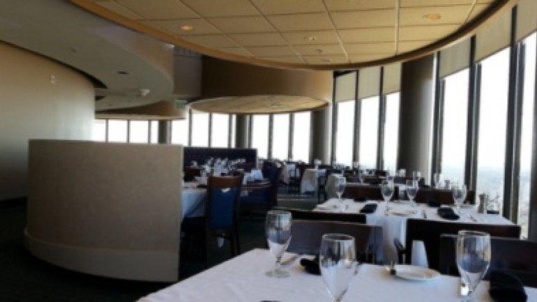 Boy crushed to death at Atlanta revolving restaurant
