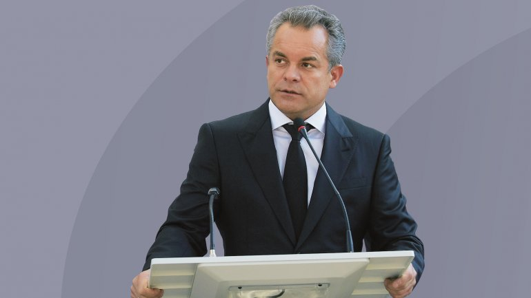Vlad Plahotniuc: PSRM threatens not to participate in elections? That's not the worst, I would say it's an advantage for the uninominal voting system