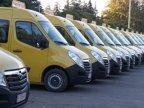 Romania's school minibuses reach Chisinau