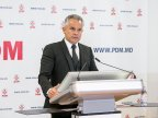Vlad Plahotniuc: We keep government away politics stage. First time Moldova endeavors this government formula
