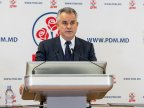 Democrats' leader Vlad Plahotniuc: We don't give up idea of uninominal voting system