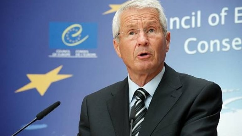 Secretary General of the Council of Europe PRAISED Moldova for progress made