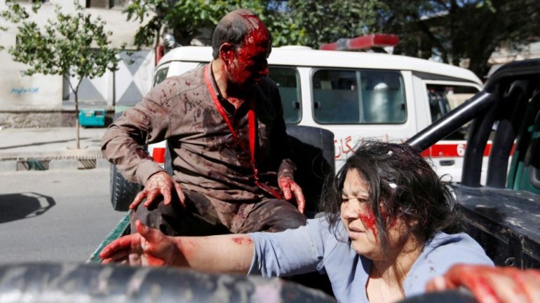 Kabul blast: Dozens of casualties in Afghan capital (PHOTO/VIDEO)