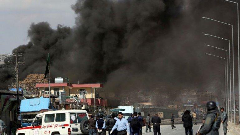Kabul blast: Dozens of casualties in Afghan capital (PHOTO/VIDEO)