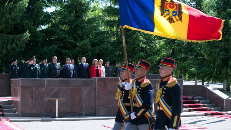 Speaker Andrian Candu: Moldova is becoming a security provider state (PHOTO)