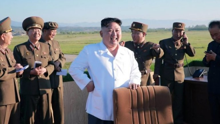 N Korea fires Scud missile into sea, its third test in three weeks
