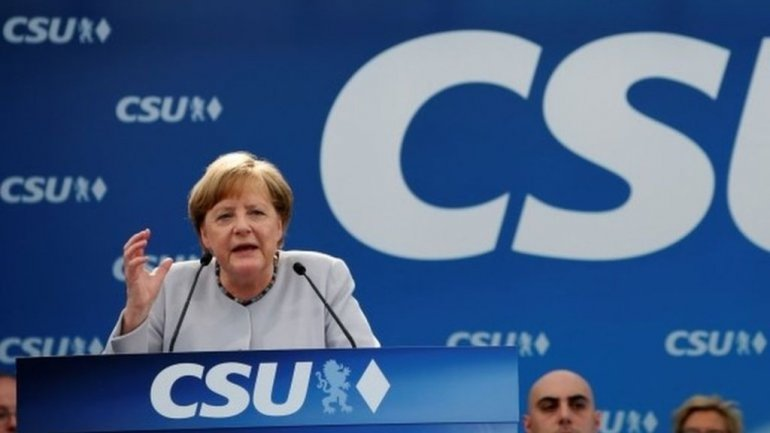 Amber Rudd to Angela Merkel: You can depend on the UK