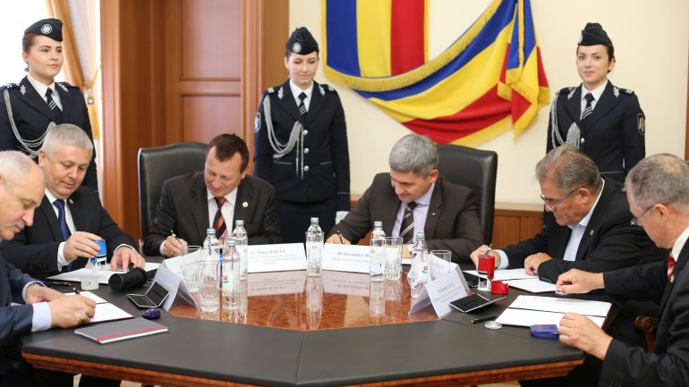 Ministry of Internal Affairs signs agreement for welfare of veterans