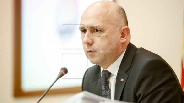 Moldovan Prime Minister Pavel Filip on stolen billion: THREE BILLION DOLLARS were found within country