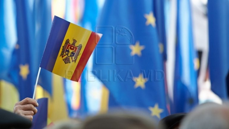 Chisinau authorities prepare events for Europe Day