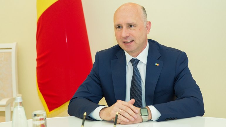 PM Pavel Filip to pay official visit to Belarus