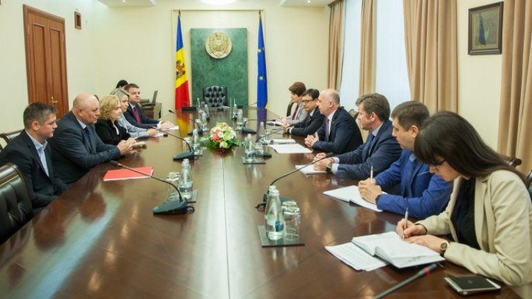 Moldovan Premier: Moldovans just have to gain from Public Services Agency