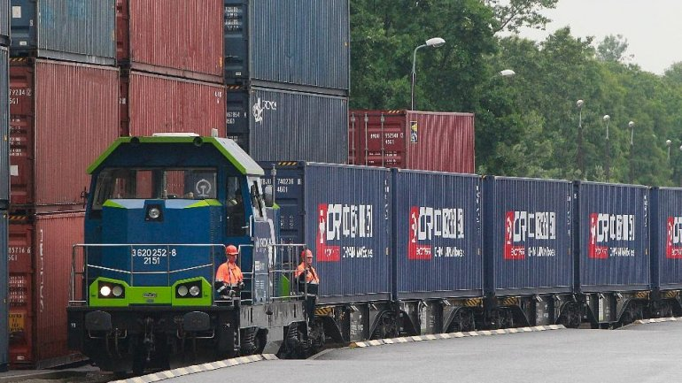Freight traffic surges 16% in first four months