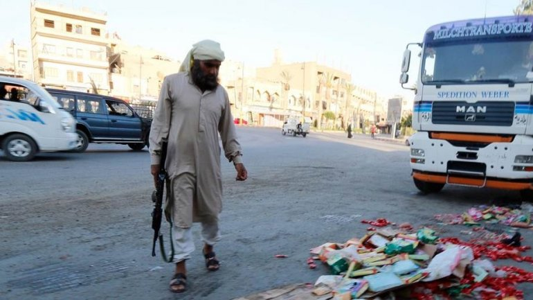 ISIS loses most of Syrian town of Tabqa