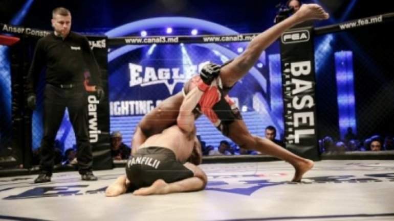 Spirits getting high on eve of Eagles Fighting Championship 5