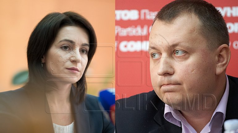 Blogger: Leader of extremist organization Grigore Petrenco is Maia Sandu's advisor for staging protests