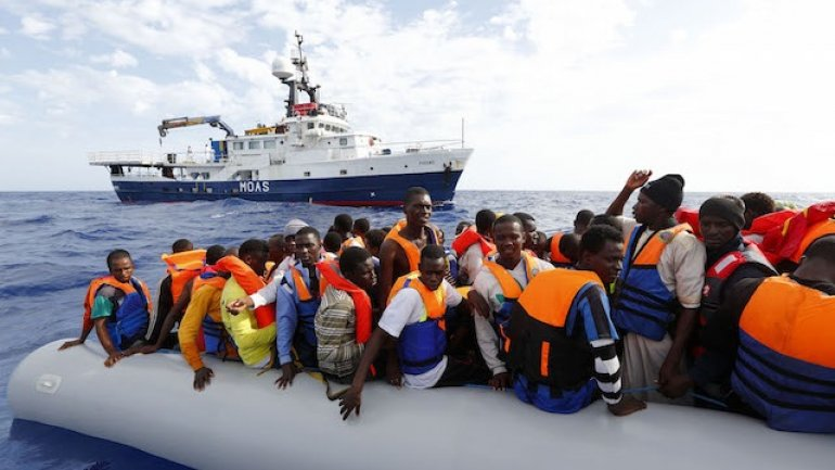 Over 200 migrants, feared to have drowned in Mediterranean over weekend