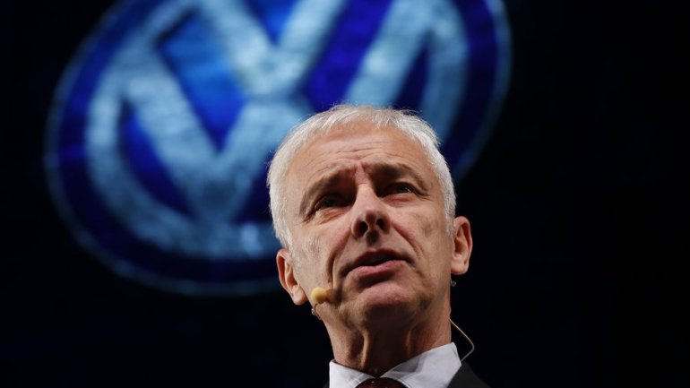 Volkswagen, in negotiations with energy giants to switch its cars to natural gas