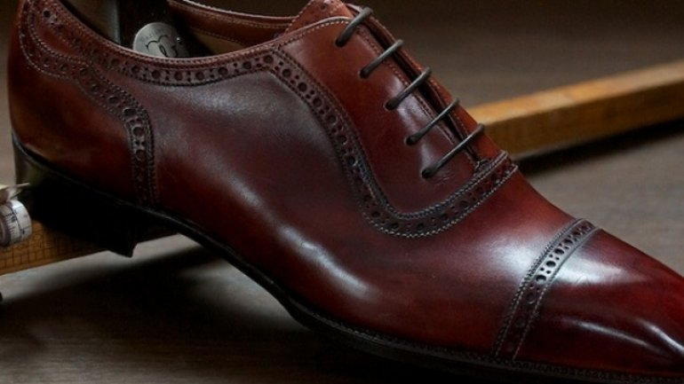 Moldovan companies export over 80% of leather shoes