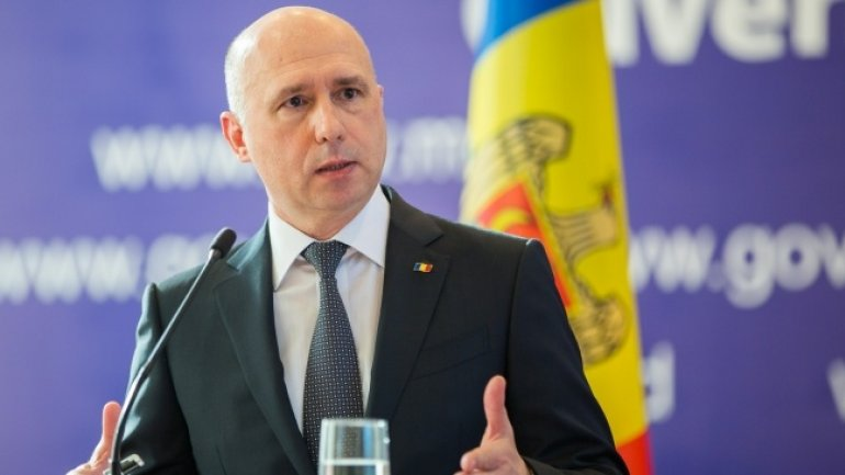 Moldovan Prime Minister leads delegation of officials and businesspeople to Prague
