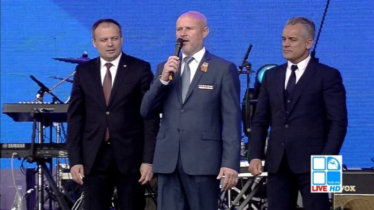 Russian community leader: This day may be compared to day Moldova declared Independence