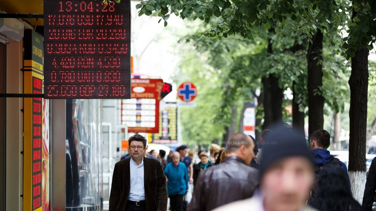 EXCHANGE RATE for May 12, 2017. Moldovan leu continues triumphant ascension