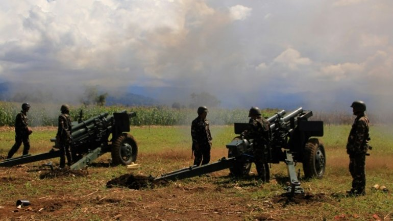 Philippine army kills 89 Jihadist rebels